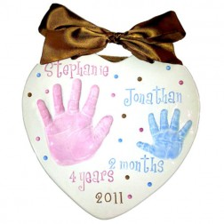 Sibling Plaque - 2 Children