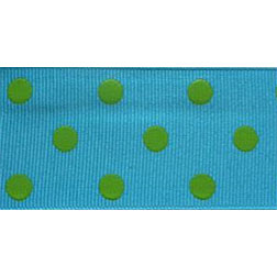 Apple Candy Polka Dots