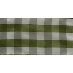 Dark Green Gingham